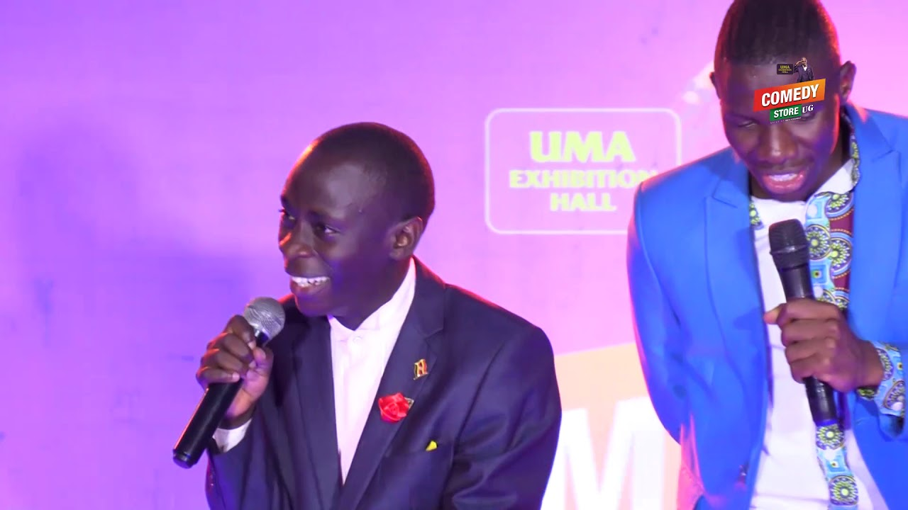 Alex Muhangi Comedy Store April 2019 - T_AMALE Mirundi on Bebe Cool