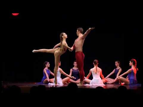 """Si Danza"". Direzione Artistica Carla Fracci. Regia Elena De Laurentiis"