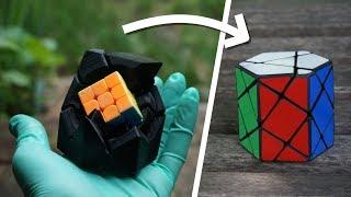 Hexagonal Prism Extension Mod [Build Video]
