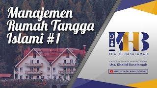 Safari Dakwah - Manajemen Rumah Tangga Islami 1 (BATAM, 2018)