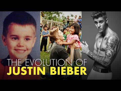 Justin Bieber: His Life Story