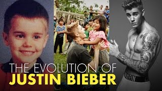 The Evolution of Justin Bieber: His Life Story