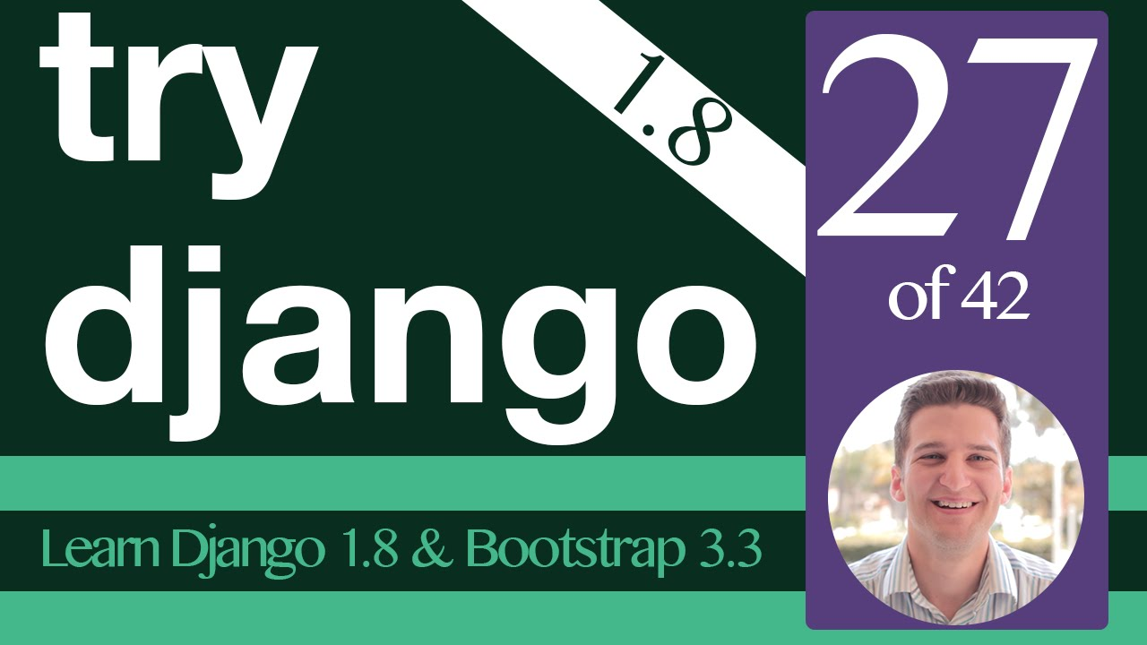 Try django 1. 8 tutorial 1 of 42 introduction learn django.