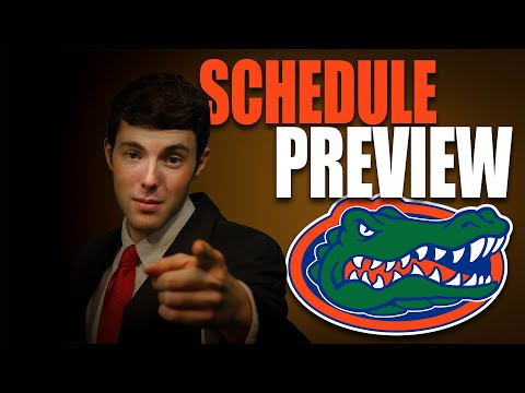 Florida 2020 College Football Schedule Preview