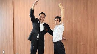 長野)二山治雄さんが米バレエ団に入団決定 今月渡米