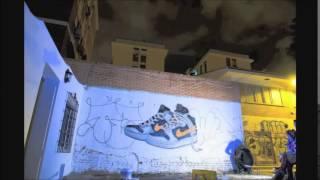 Jose luis Borgart Tenis Malaga Graffiti