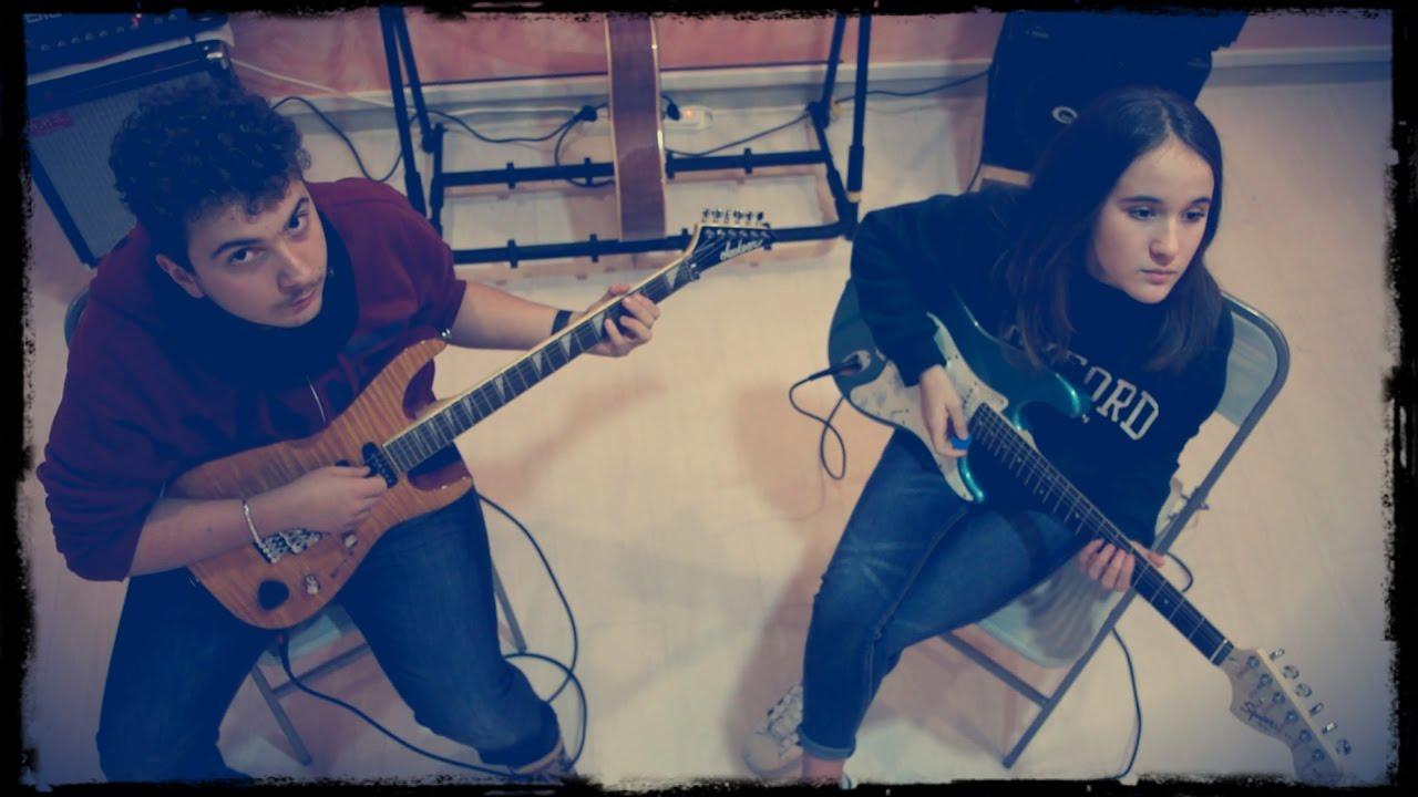 ILARIA PIERACCINI & STEFANO GARDINI - 21 Guns (Green Day ...