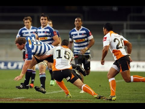 Free State Cheetahs vs Western Province Currie Cup 2015