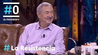 LA RESISTENCIA - Entrevista a Nick Mason   #LaResistencia 09.05.2019