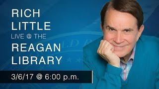 A Reagan Forum with Rich Little - 3/6/2017