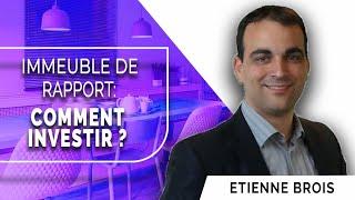RENCONTRE d'investisseurs - Interview d'Etienne Brois