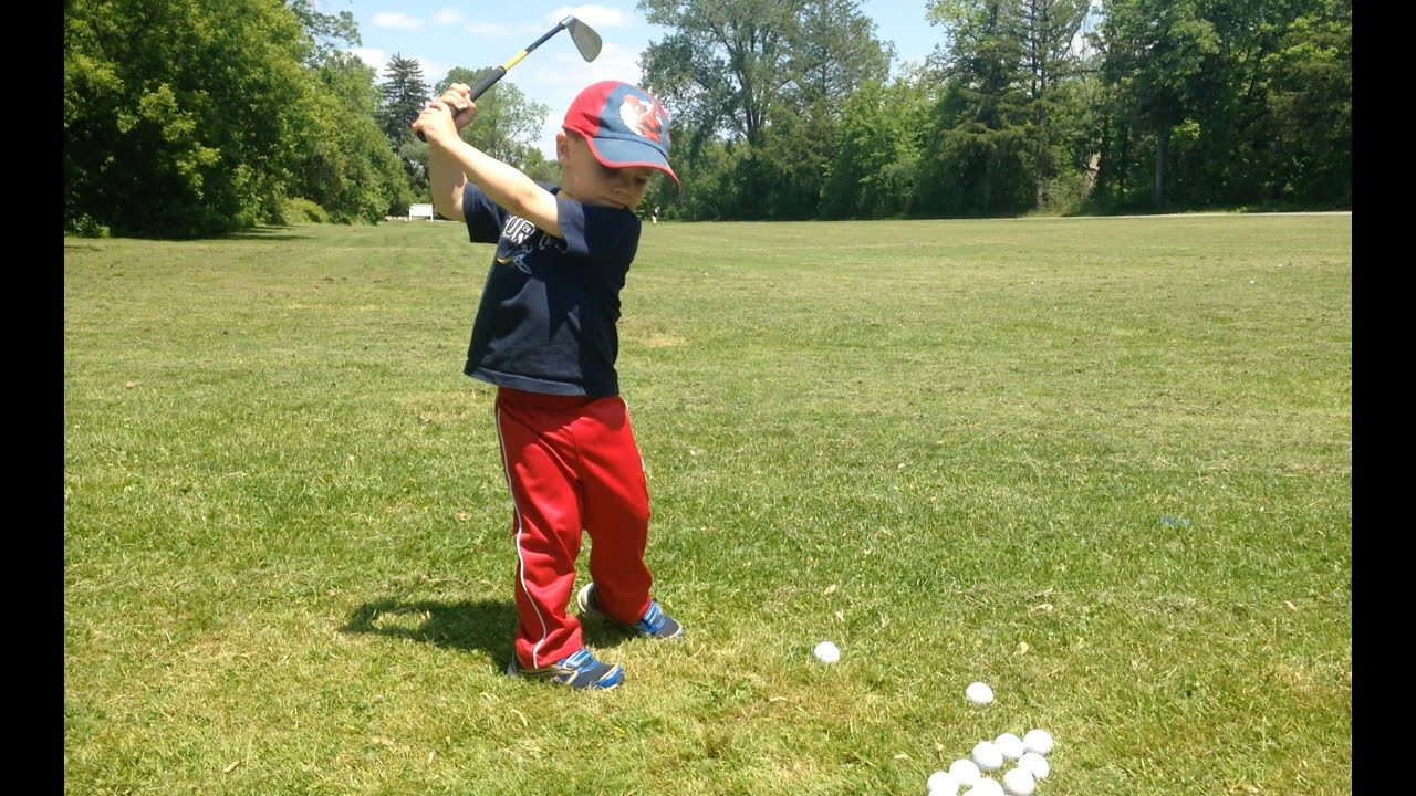 Golf Games For Kids To Play On The Course