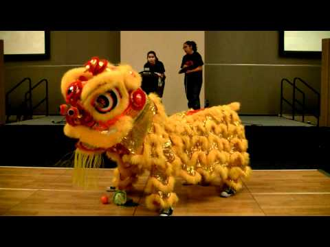 ASA Lunar New Year Variety Show Lion Dance 2011 [HD]