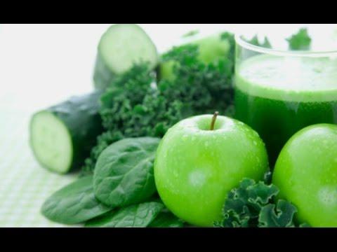 Beneficios y Cualidades del Jugo Verde - Hogar Tv  por Juan Gonzalo Angel