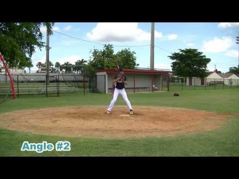 Perfect Recruits Anthony Munoz 2014   Skill Footage  Baseball Scholarships TV