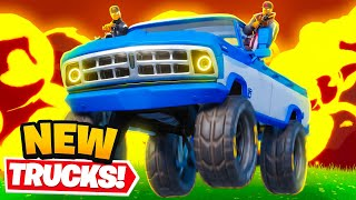 MONSTERTRUCKS ARE HERE (New Update)