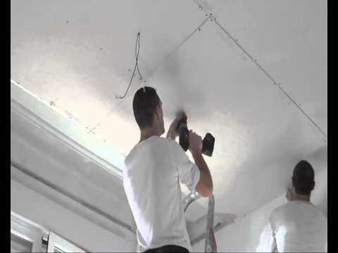Alba iler a y reformas are bajar techos con pladur youtube - Bajar techos con pladur ...