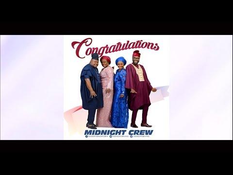 Midnight Crew - Congratulations (Lyrics Video)