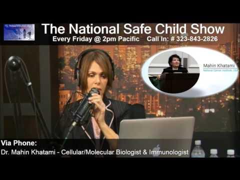 National Safe Child Show-Dr. Mahin Khatami-Whistleblower-National Cancer Institute