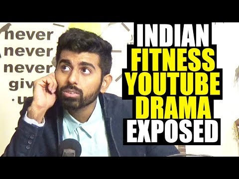 Mensutra EXPOSES Indian Fitness Youtubers | Honest Reality behind Indian Youtube Drama