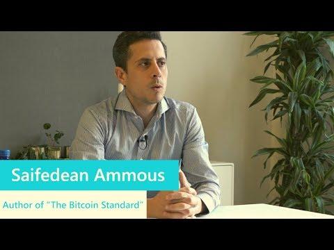 Bitcoin Standard: Austrian Economics: Saifedean Ammous
