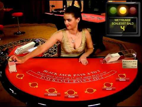 casino dealer live