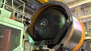 NASA Tests Large Composite Rocket Tank