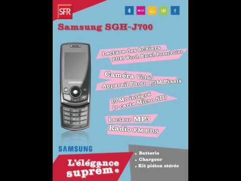 Anim SGH J700