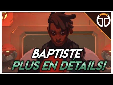 ►L'EQUIPE OVERWATCH RÉPOND AUX QUESTIONS CONCERNANT BAPTISTE!!!◄ OVERWATCH FR thumbnail