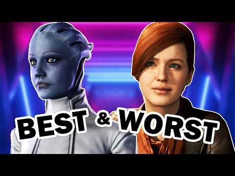 Top 5 Best (and WORST) Female Characters In Video Games