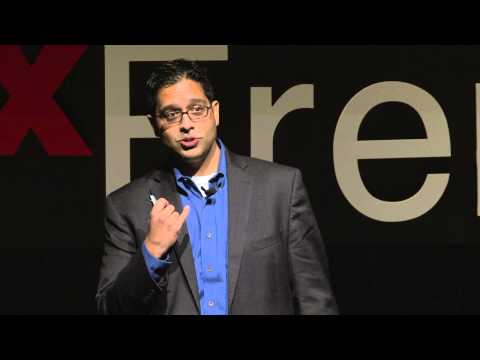Just juice for 60 days: Kabir Kumar at TEDxFremont