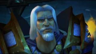 World of Warcraft Fall of the Lichking Ending German