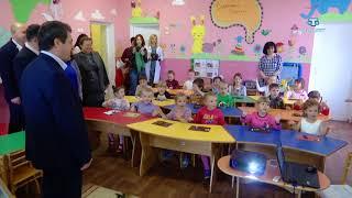 Школа в селе Мазанка Симферопольского района в аварийном состоянии