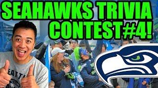 Memorial Day Seahawks Trivia Contest! Win a spot on the show!