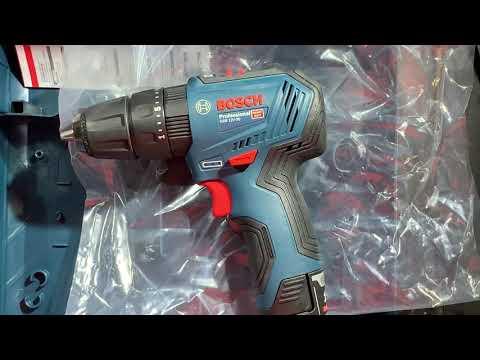 BOSCH GSB 12V-30 taladro atornillador percutor brushless 12v Argentina