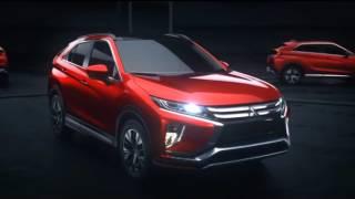 Женевский автосалон 2017: Mitsubishi Eclipse Cross