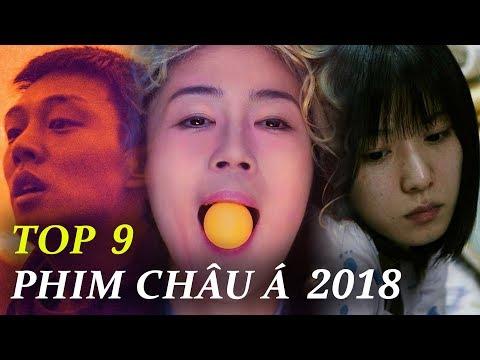 TOP PHIM CHÂU Á HAY NHẤT 2018
