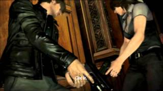 biohazard 6 resident evil 6 gameplay tutorial chapter 1 in leon s campaign part 1