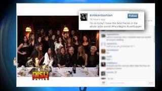 Kim Kardashian & Kanye West Wedding -- Family Invite Turn Downs!