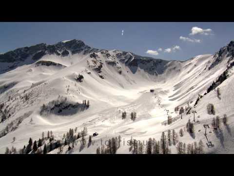 Liechtenstein -- Wintersportgebiet Malbun