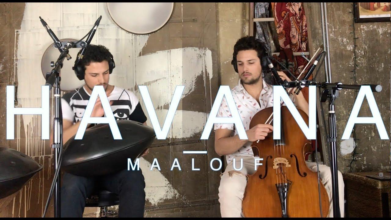 Download Camila Cabello - Havana (Handpan/Cello Cover) - Adam Maalouf