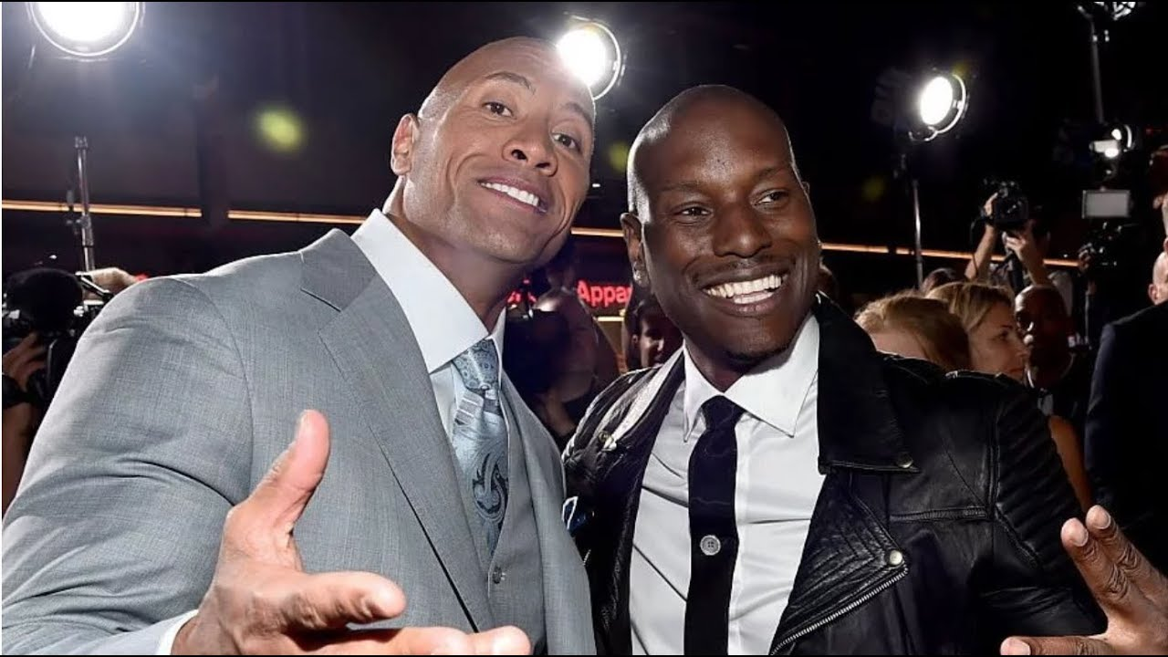 Tyrese Goes Off!  Slams The Rock, Hobbs & Shaw