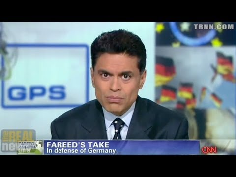 Fareed Zakaria's Neo-Liberal Defense of Germany Pt1