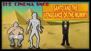 The Cinema Snob: SANTO AND THE VENGEANCE OF THE MUMMY