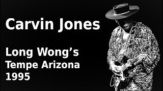 Carvin Jones Blues Band - Long Wong