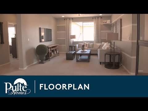 New Homes by Pulte Homes – Messina Floor Plan