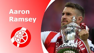 All 64 Aaron Ramsey goals for Arsenal in 140 seconds