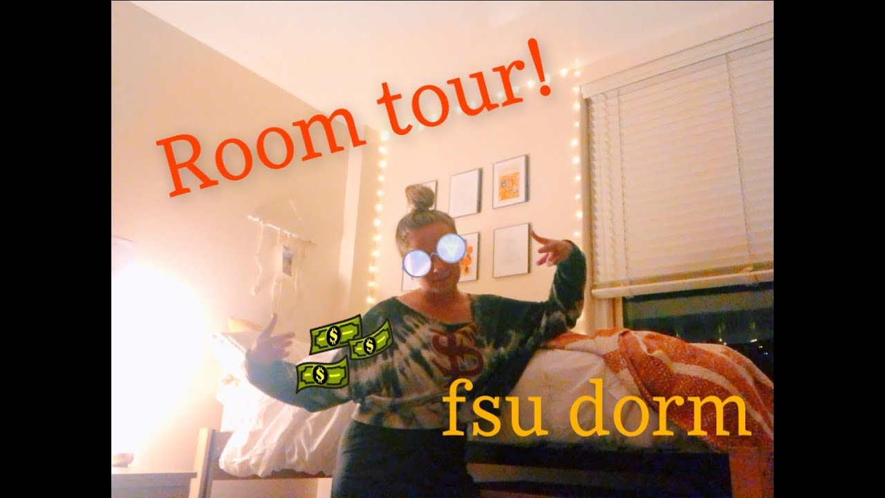 Dorm Tour Fsu Dorman Hall Youtube
