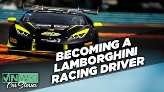 What Does It Take To Become A Lamborghini Racing Driver?
