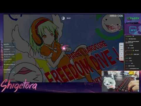 Cookiezi   xi - FREEDOM DiVE [FOUR DIMENSIONS] HDHR FC 99.83% 800pp   60fps enhanced